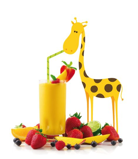 Smoothie | Smoothie vitaminé mangue-ananas ! (http://www.thepinklady.eu ...