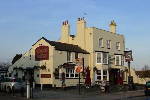 Coach House Pub Bexleyheath Kent England