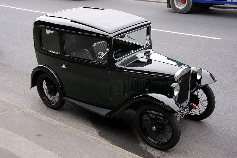 Very smart 1934 RP Saloon DeLuxe Austin cars, Classic