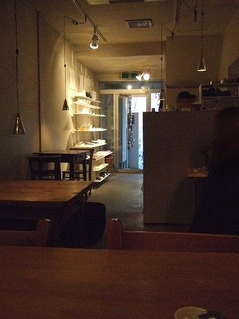 Cicoute Cafe チクテカフェ・Cicoute Bakery チクテベーカリー 系列店 関連日記インデックス:Happy Counting Diary