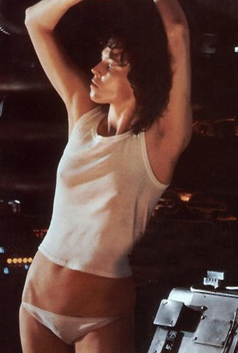 Sigourney Weaver Tits