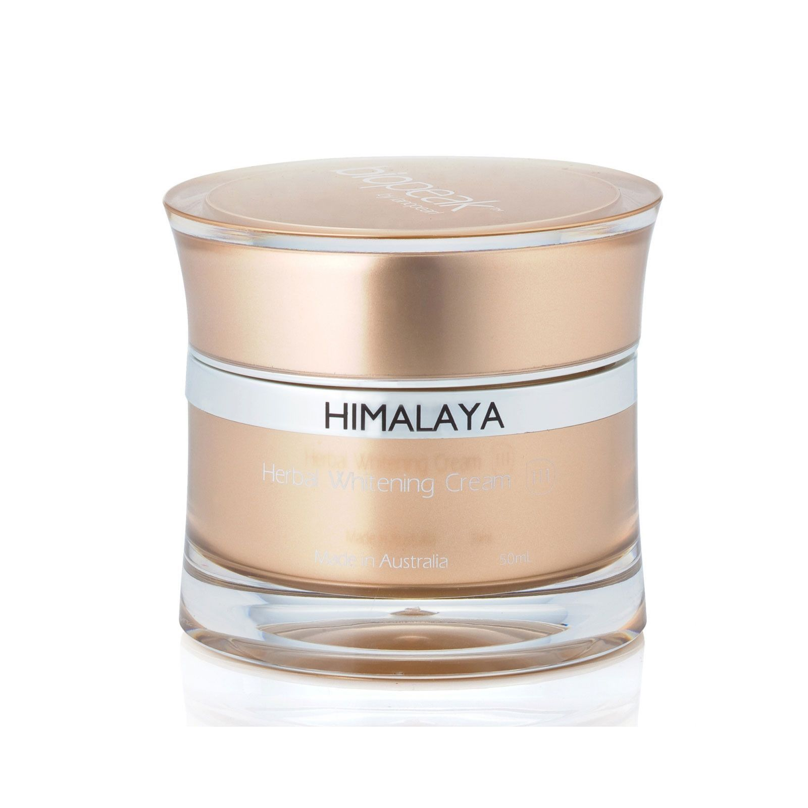 Himalaya Herbal Whitening Cream Lb34n 50ml Beauty Product Nourishing Skin