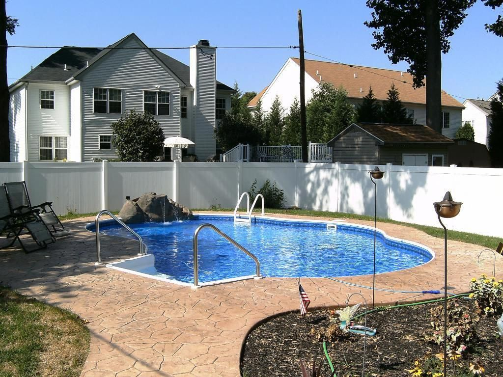This photo about: Best Semi Inground Pools Design Ideas ...