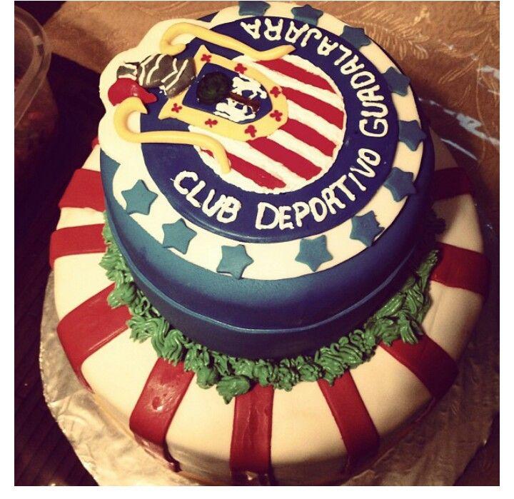 Chivas Birthday Cake