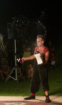 Lonato in Festival Artisti di strada e incanti dal mondo - Clownerie