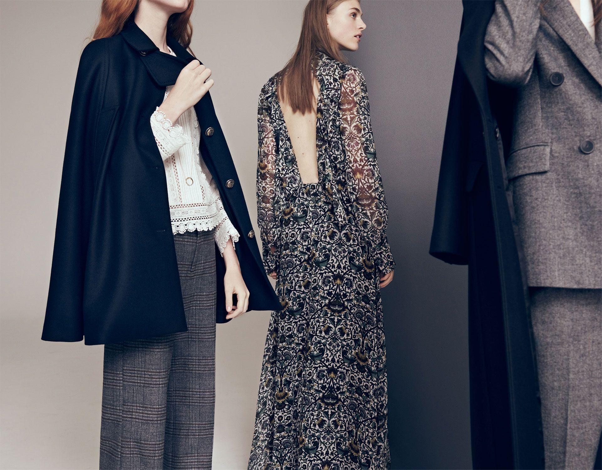 Zara's Fall 2015 Trend Report