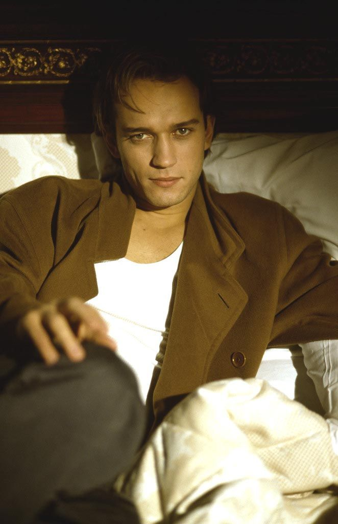 Vincent Perez; the crow city of angels, queen of the