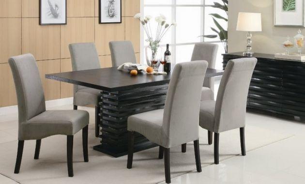 Mesas de comedor modernas projetos de decora es - Mesas de comedor modernas baratas ...