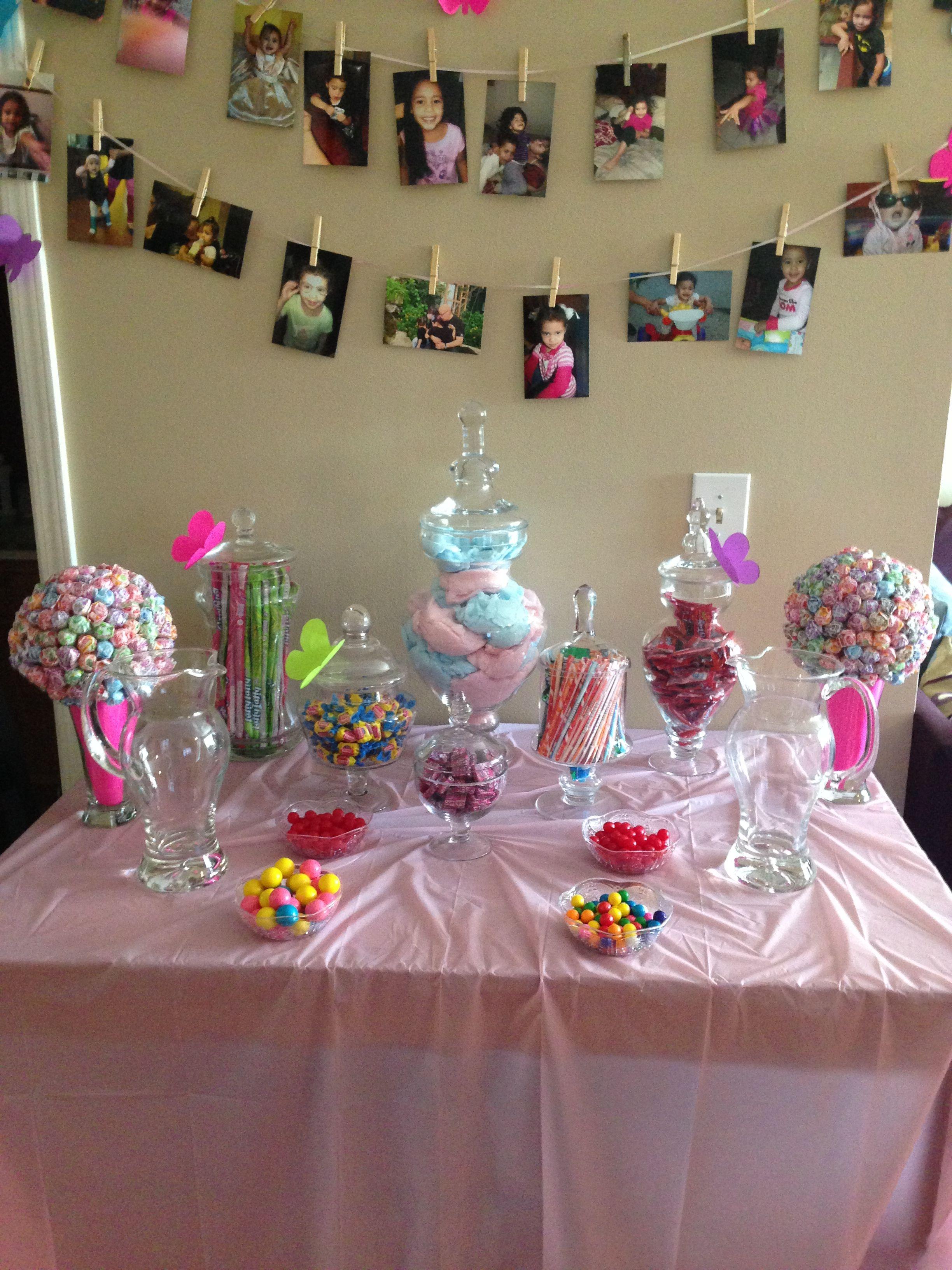 Unicorn Candy Table Ideas : unicorn, candy, table, ideas, Candy, Table, Unicorn, Birthday, Parties,, Birthday,