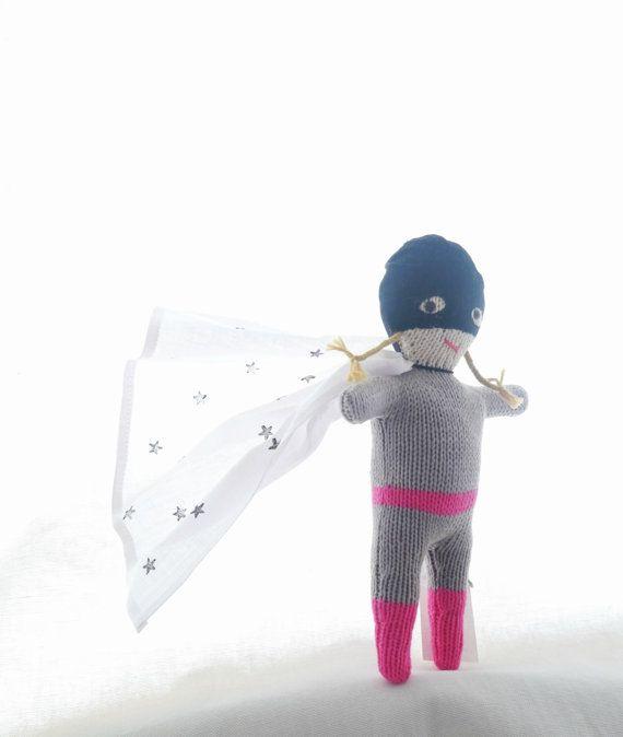 Superhero doll for girl Kids' Stuff Doudou, Jeu jouet