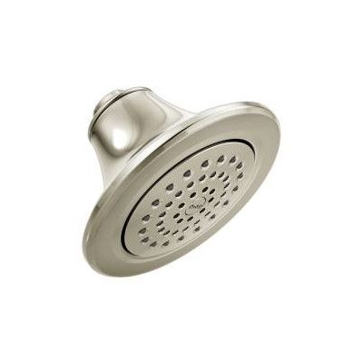 Moen Eco Performance 2 5 Gpm Shower Head Shower Heads Fixed
