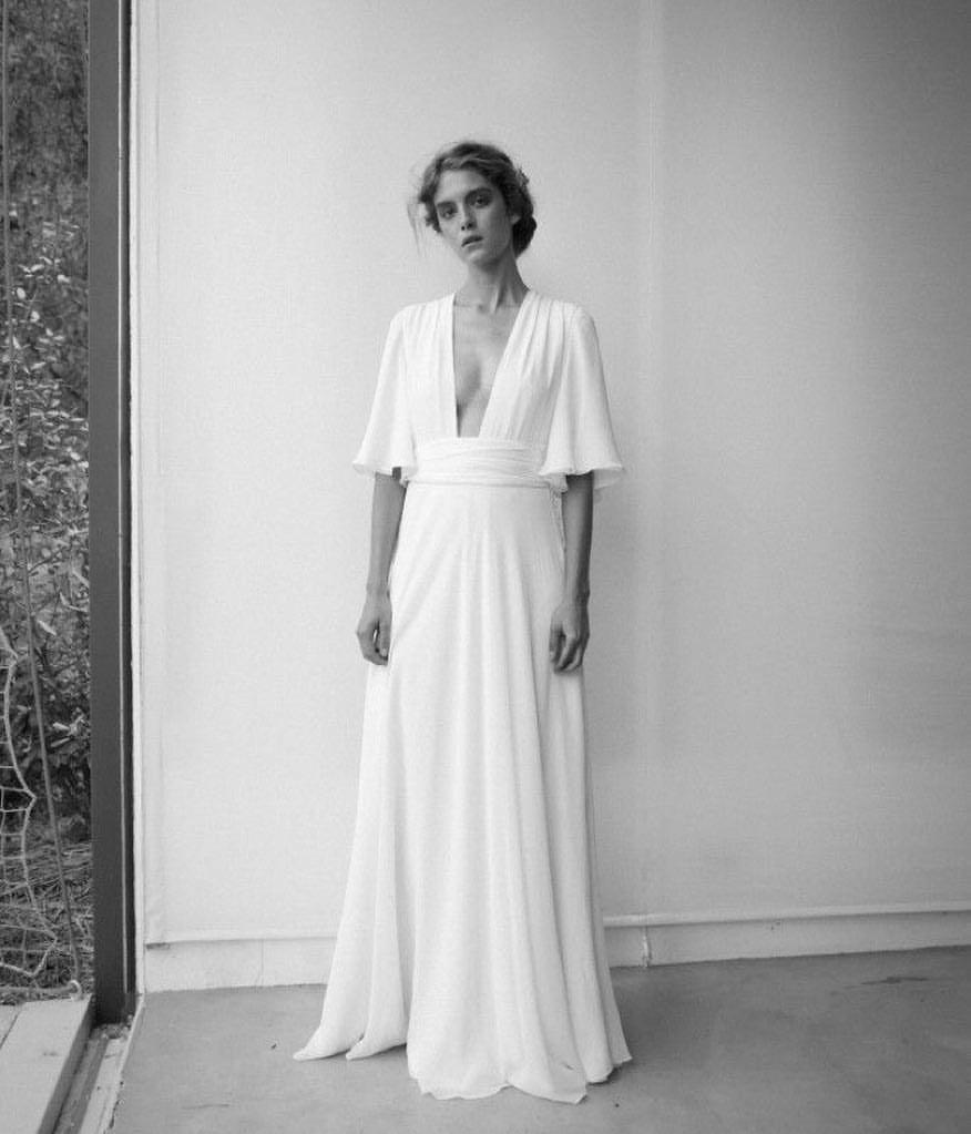 MOUVEMENT themewsloves Sewing wedding dress, Modern