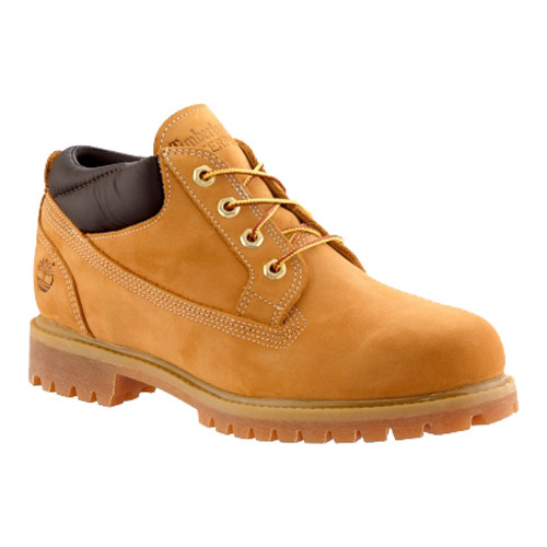 superior materials 100% satisfaction fast delivery Men's Timberland Classic Oxford - Wheat Nubuck Boots ...
