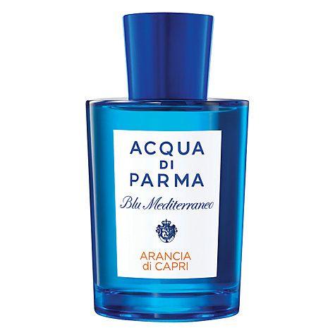 Buy Acqua di Parma Blu Mediterraneo Arancia di Capri Eau de Toilette Spray Online at johnlewis.com