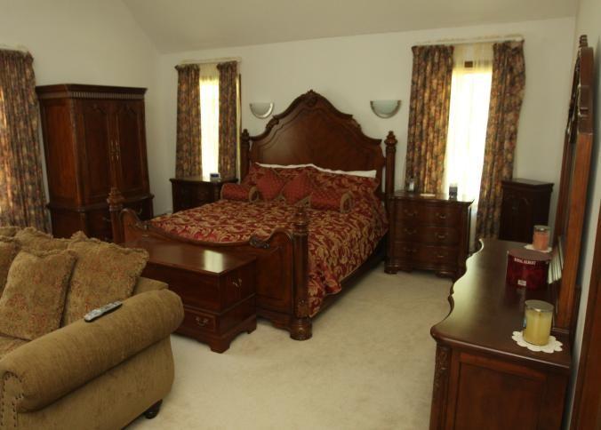 Rivers Edge Master Bedroom Furniture Set Master Bedroom