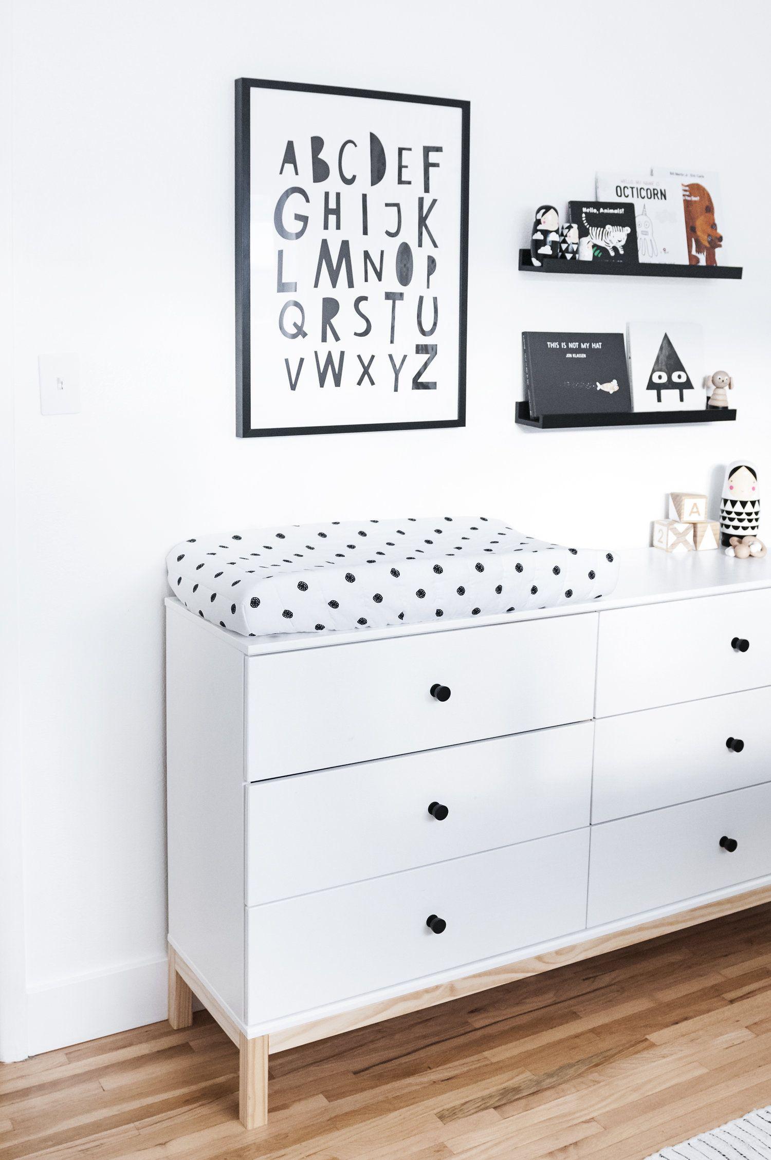 The Nursery Reveal Decoration Chambre Bebe Chambre Bebe Ikea
