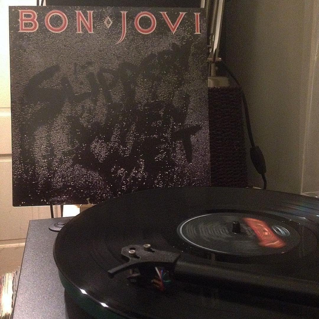 Tim Haire On Instagram Gettin My New Jersey On Newjersey Bonjovi Vinyl Records Vinylrecords Lps Greatmusic Turntable Vintage Vinyl Records Bon Jovi