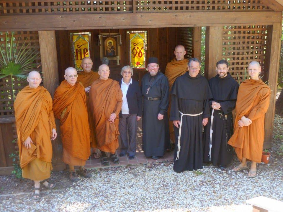 Abhayagiri Buddhist Monastery News 64 Visit To Mt Tabor Bridesmaid Dresses Fashion Academic Dress