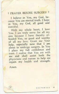 prayer before surgery faith quotes pinterest surgery bible