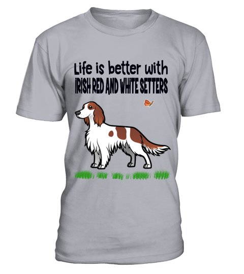 """# Life is better with irish setters .  Special Offer, not available anywhere else!      Available in a variety of styles and colors      Buy yours now before it is too late!      Secured payment via Visa / Mastercard / Amex / PayPal / iDeal      How to place an order            Choose the model from the drop-down menu      Click on """"Buy it now""""      Choose the size and the quantity      Add your delivery address and bank details      And that's it!"""