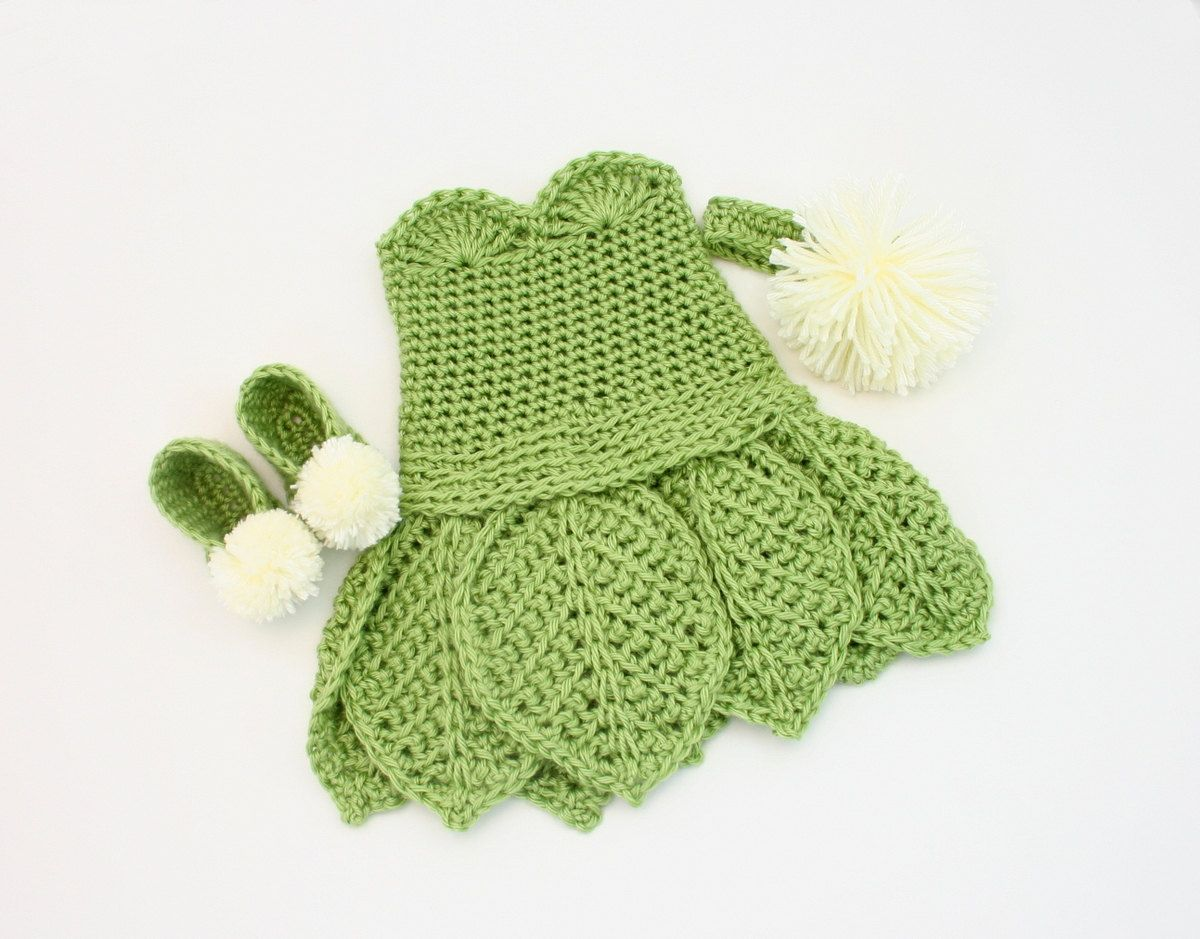 Pdf digital patternbaby tinkerbell costume patterncrochet baby pdf digital patternbaby tinkerbell costume patterncrochet baby dress patterncrochet tinkerbell dressnewborn baby dressesgreen dress dt1010fo