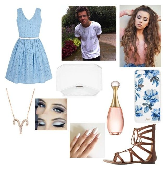 """A Nice Summer Day with Harry"" by styleswithsass on Polyvore featuring Yumi, Charlotte Russe, Sonix, Givenchy, Latelita and Christian Dior"