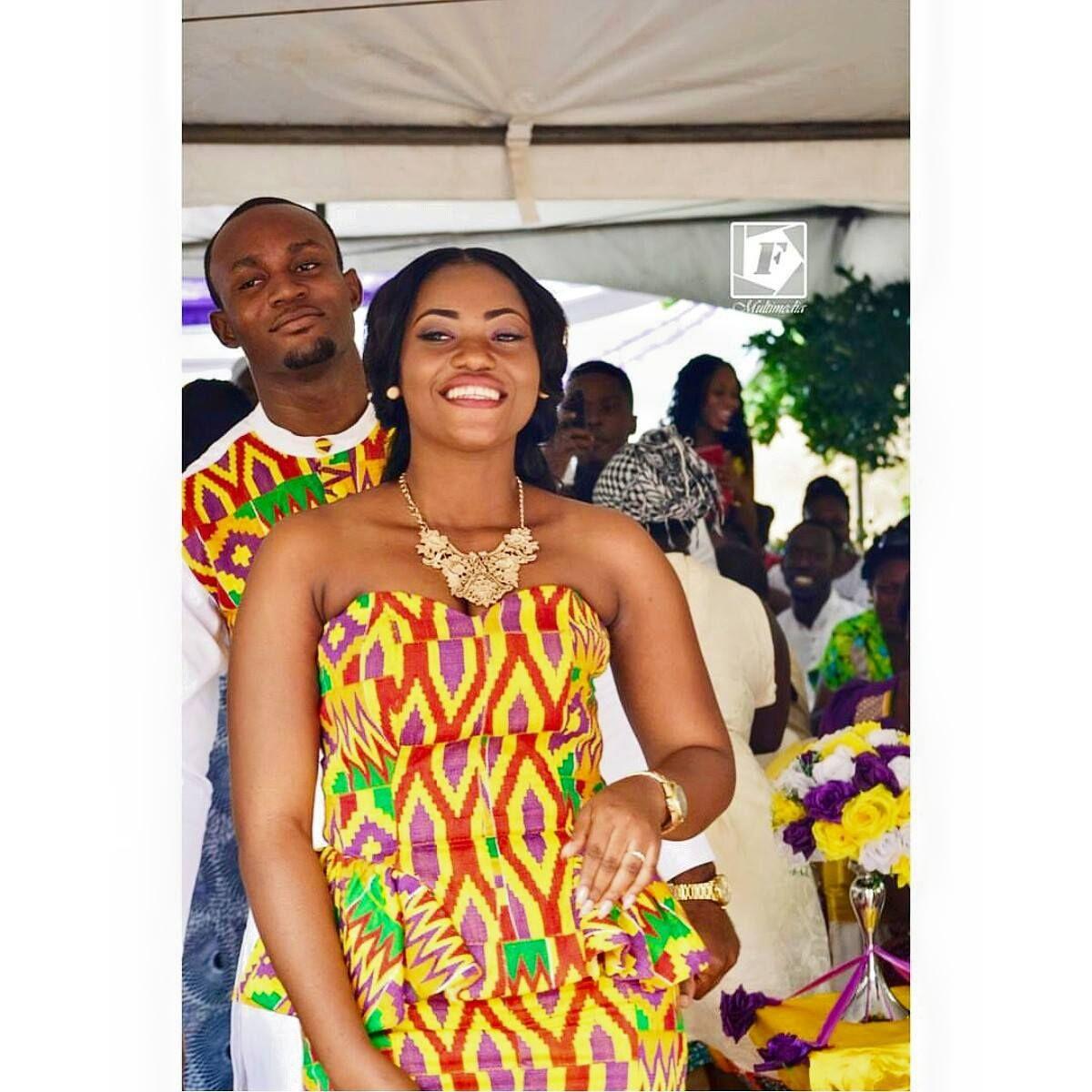 Ghanaian Traditional Wedding: Ghana Traditional Wedding