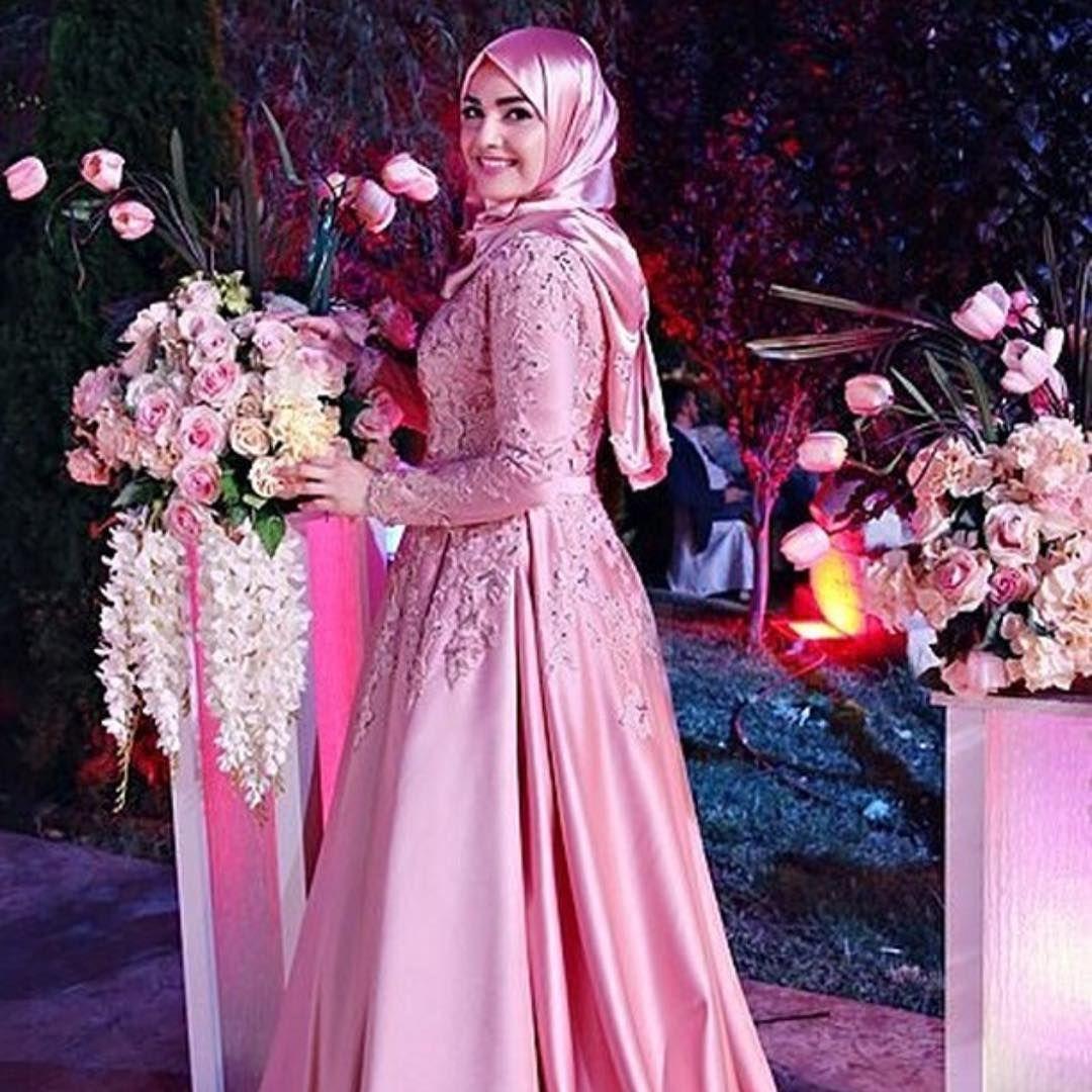 Pin de Asiah en Muslim Bridal Hijab(Niqab)~Bridesmaids | Pinterest