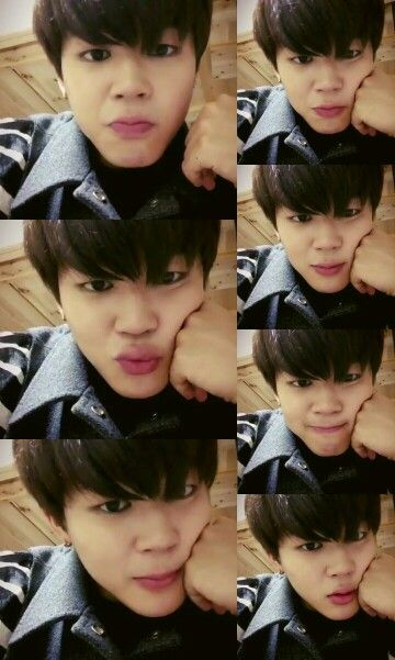 His's lips.. ♡o♡