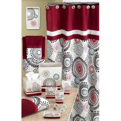 Red Barrel Studio Coyuchi 3 Piece Towel Set Colour Burgundy In 2020