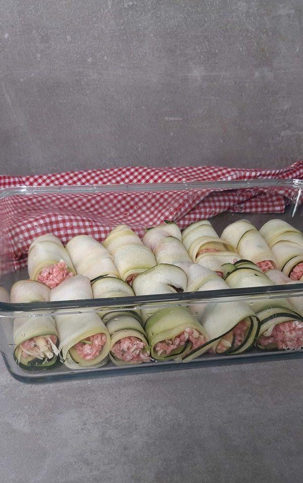 Photo of So machst du Zucchini Cannelloni! Das ist sowas von lecker!