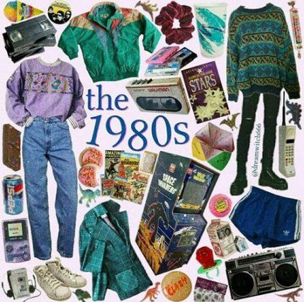 68 Best Ideas For Fashion 80s Ideas 1980s