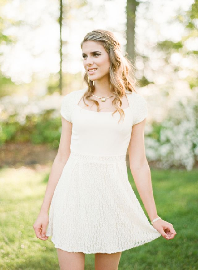 Short Wedding Dress Michael And Carina Photography Http Burnettsboards