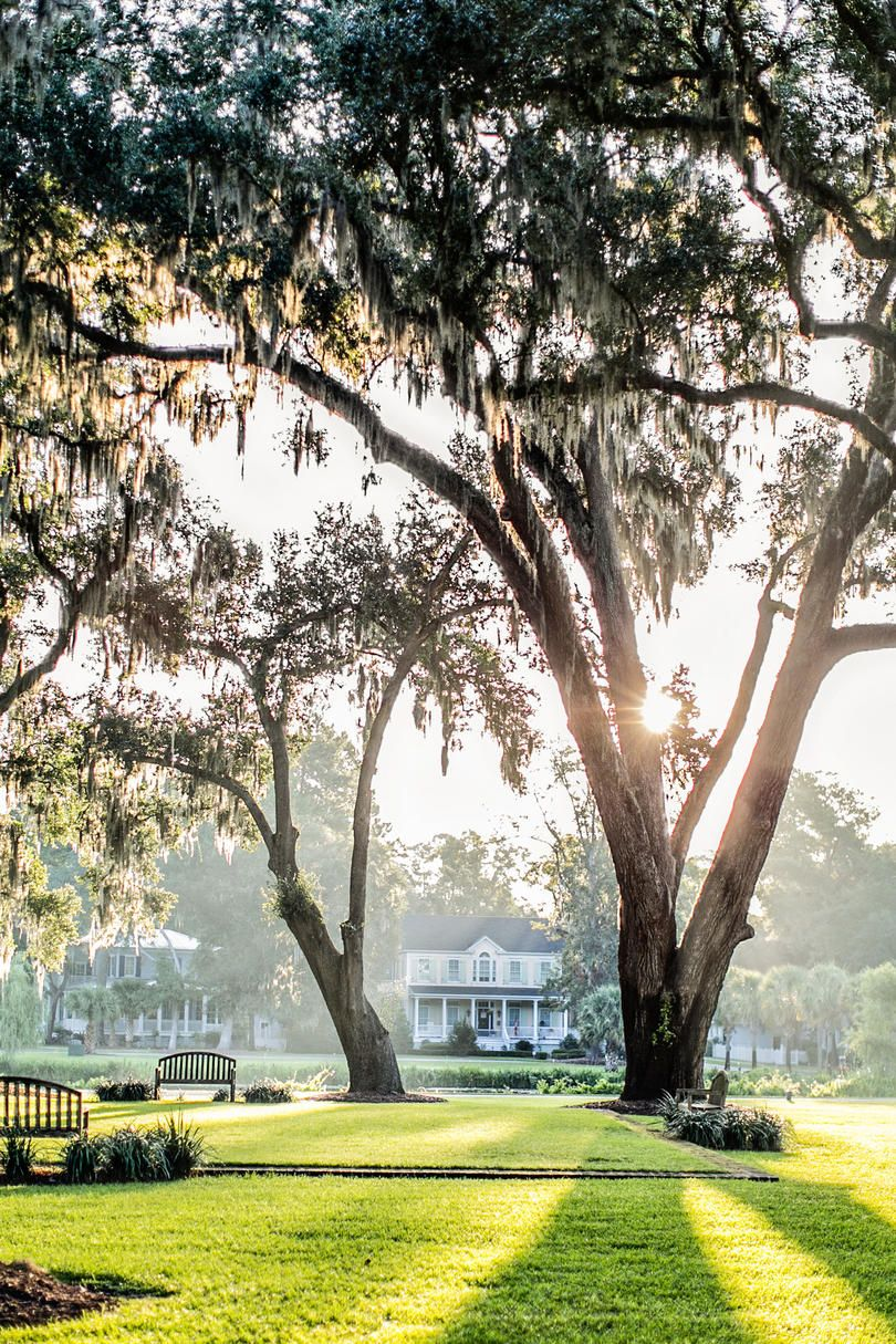 Low Country Living in Habersham, South Carolina: A Southern Living Inspired Community