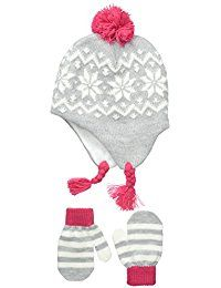Product Details Striped Mittens 26f52216d211