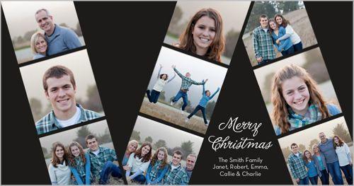 Merry Filmstrips Christmas Card Food And Drink Pinterest Filmstrip