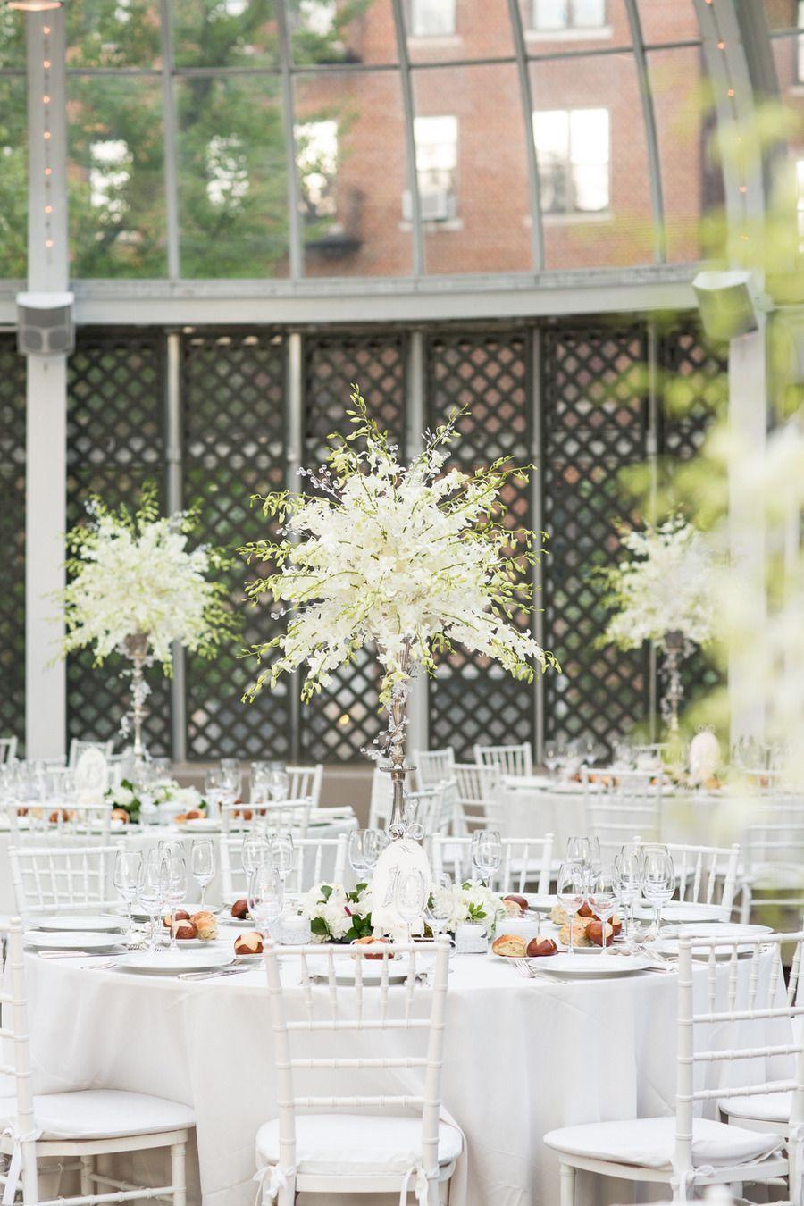 Brooklyn Botanical Garden Spring Wedding from Servidone