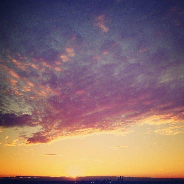 Burning Skies. Instagram: @wearehandsome