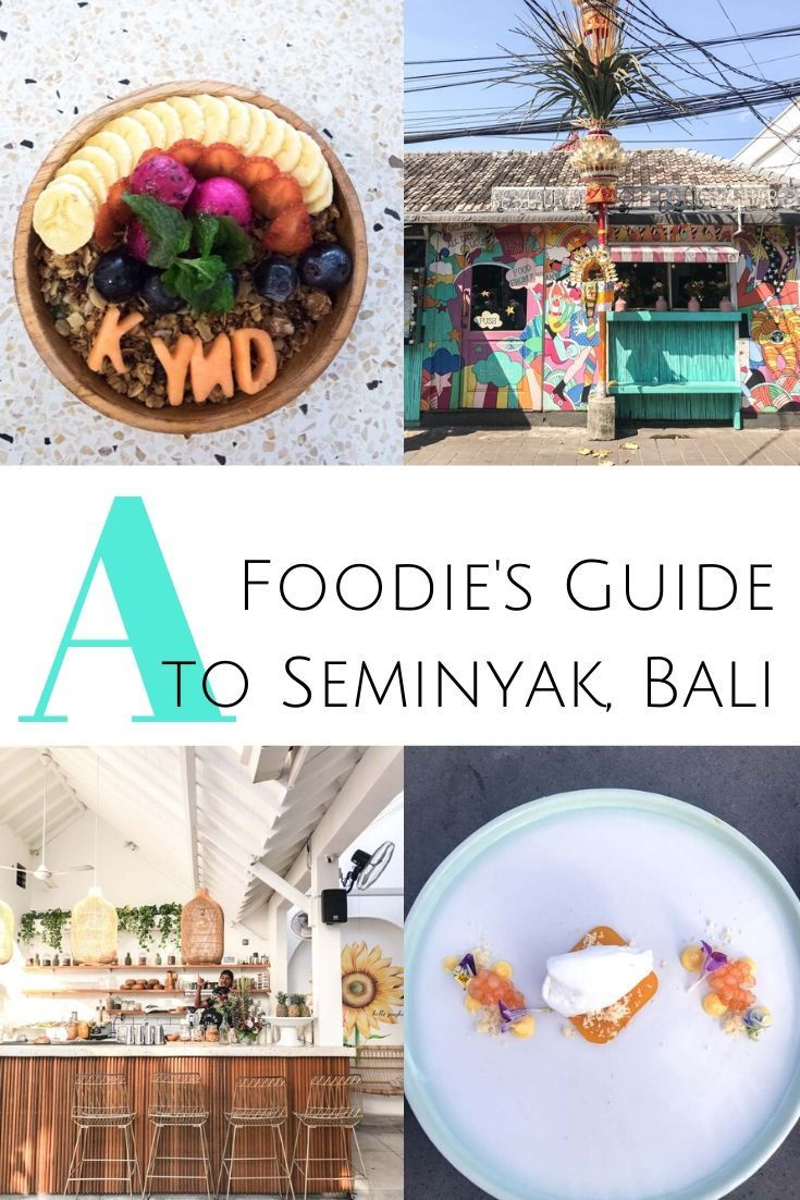 Photo of A Foodie's Guide to Seminyak, Bali