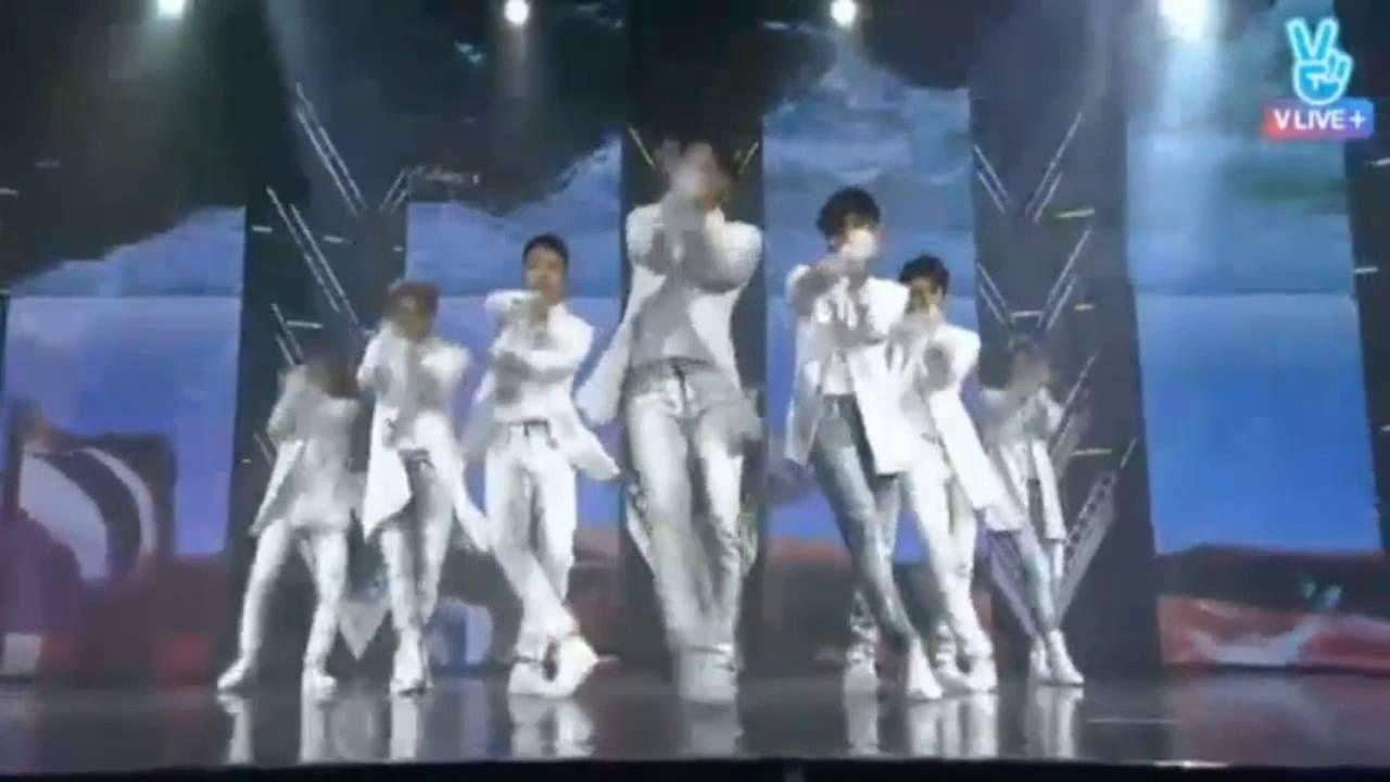 EXO - Lucky One @ #EXACT SHOWCASE !!!!