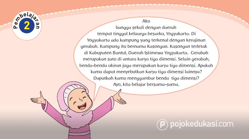 Kunci Jawaban Buku Tematik Kelas 4 Tema 8