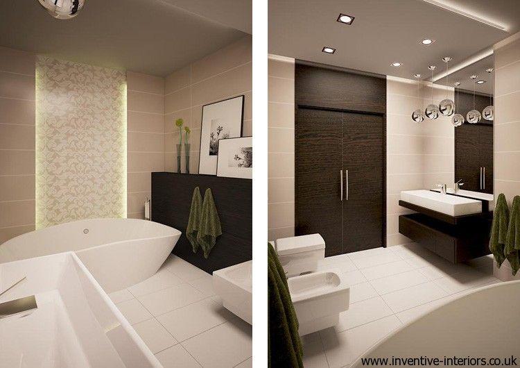 spa bathroom designs - Google Search