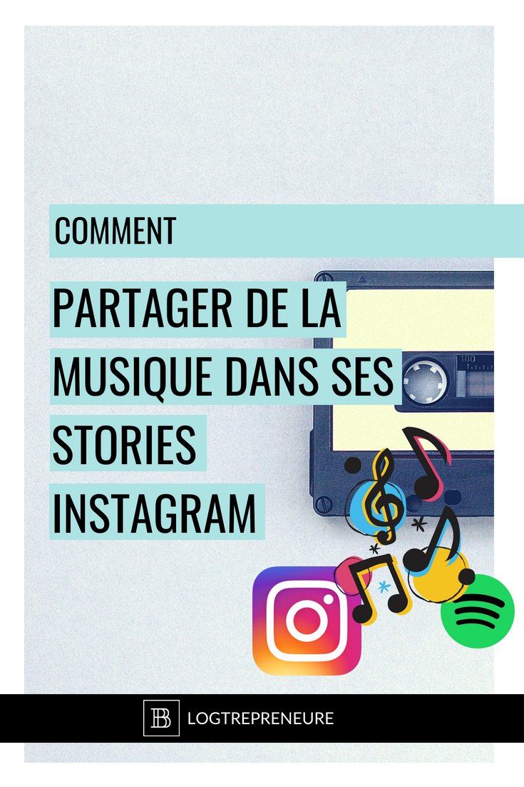 Ajouter de la musique à ses stories instagram Instagram
