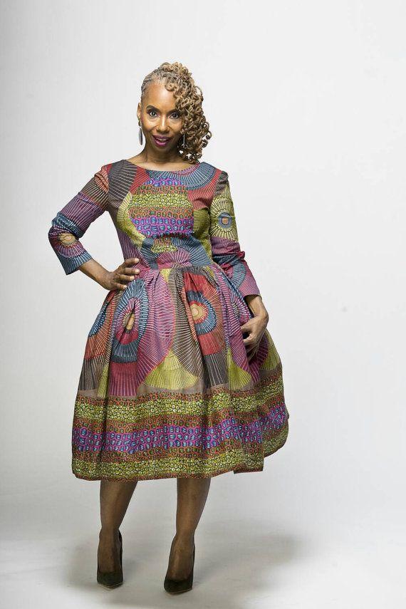 Li different styles of dresses