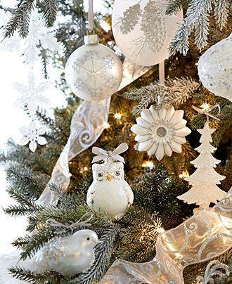 Holiday Lane Christmas Ornaments Winter Wonderland Theme