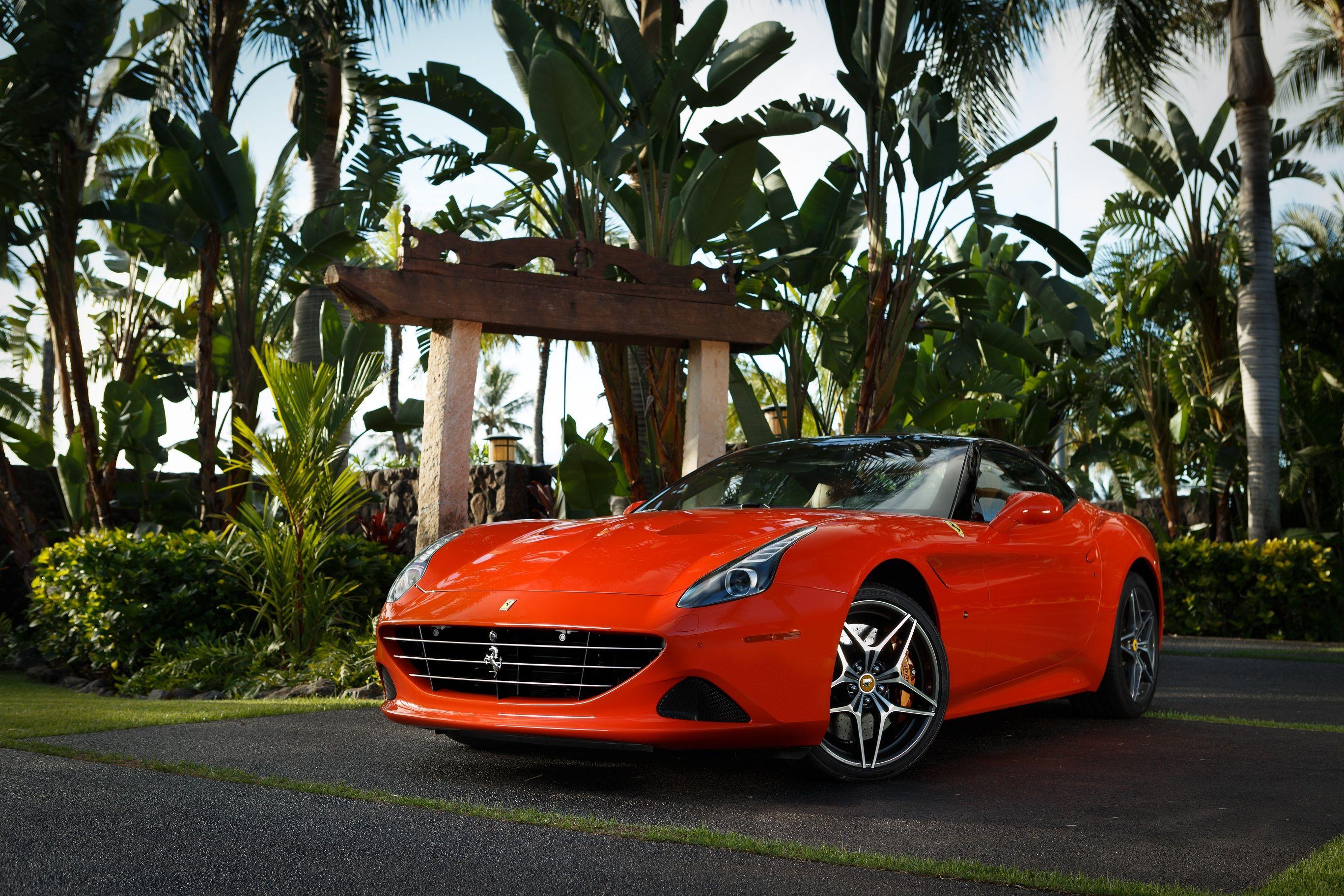 The Most Beautiful Coastline To Explore In A Ferrari California T