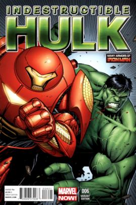 Iron Man (Hulkbuster) | Comics Connexion | Hulk marvel, Hulk