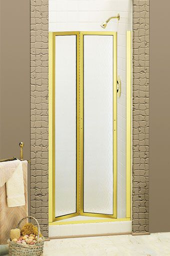 Basco Bi Fold 1100 Swing Glass Shower Door Basco Glass Shower Doors Shower Doors Custom Shower Doors