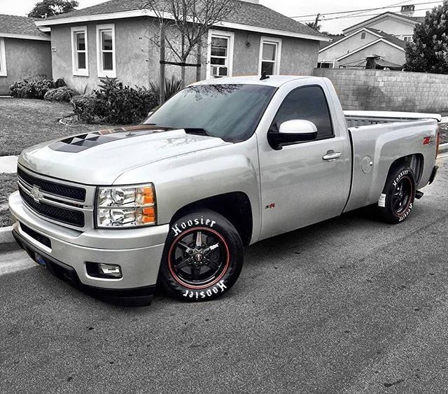 This Is Omar Z71 S Badass Nitrous And Procharged