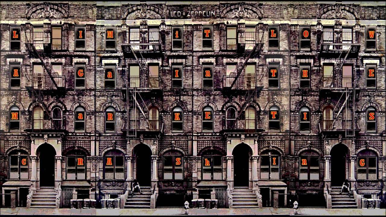 Kashmir Led Zeppelin Remastered Odedfriedgaon Odedmusic